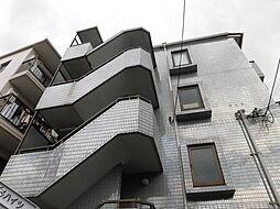 下新庄シングルハイツ[2階]の外観