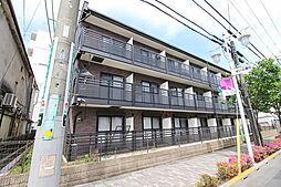 西武新宿線 花小金井駅 徒歩8分の賃貸アパート