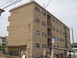 桝井コーポ[404号室]の外観
