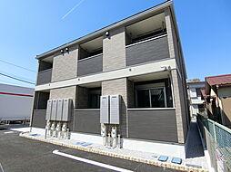 JR青梅線 福生駅 徒歩14分の賃貸アパート