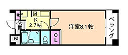 ステージ21[6階]の間取り