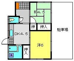 [一戸建] 神奈川県横浜市泉区和泉町 の賃貸【/】の間取り