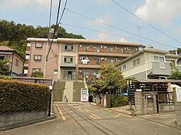 東京都八王子市石川町の賃貸マンションの外観