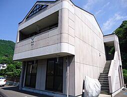 静岡県静岡市駿河区北丸子1丁目の賃貸アパートの外観