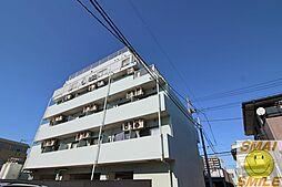 千葉県船橋市栄町1丁目の賃貸マンションの外観