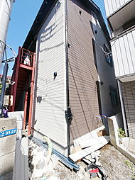 JR南武線 武蔵新城駅 徒歩6分の賃貸アパート