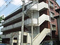 イーストヒルズ[2階]の外観