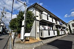 大阪府松原市東新町1の賃貸アパートの外観