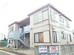 コーポ佐知川[202号室]の外観