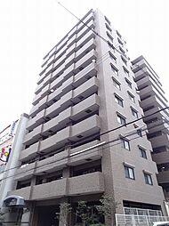 大阪府大阪市福島区福島3丁目の賃貸マンションの外観