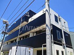 ソリッドリファイン稲田堤[1階]の外観