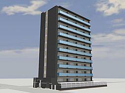 Twin Square II[2階]の外観