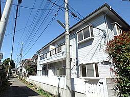 埼玉県さいたま市大宮区天沼町1丁目の賃貸アパートの外観