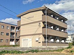 長野県茅野市玉川の賃貸マンションの外観