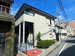 大阪府大阪市淀川区十三本町2丁目の賃貸アパートの外観