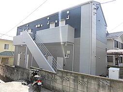 神奈川県横浜市保土ケ谷区仏向西の賃貸アパートの外観