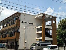 愛知県岩倉市東町長山の賃貸マンションの外観