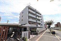 大阪府八尾市南小阪合町2丁目の賃貸マンションの外観