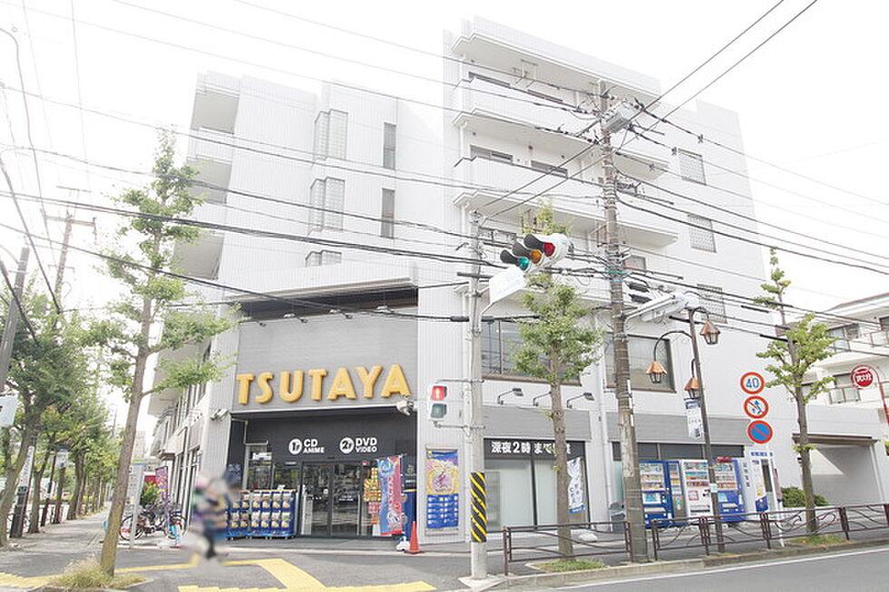 周辺(TSUTAYA鷺沼店 712m)