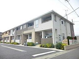 埼玉県三郷市高州2丁目の賃貸アパートの外観