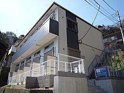 コートドール汐入[2階]の外観