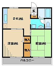【敷金礼金0円!】西武池袋線 狭山ヶ丘駅 徒歩15分