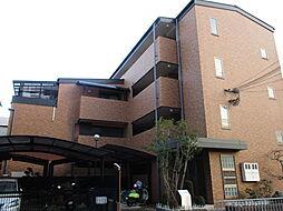 大阪府吹田市南吹田4丁目の賃貸マンションの外観