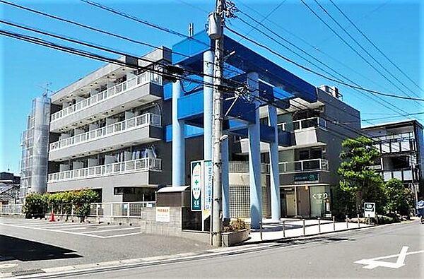 ベルクレール 2階の賃貸【神奈川県 / 川崎市多摩区】
