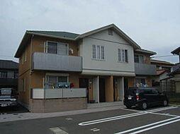 シャーメゾン桜 B[201号室]の外観