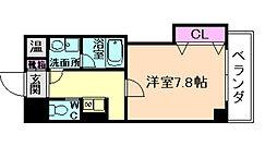 K'Sプレイス[2階]の間取り