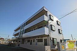 東京都江戸川区篠崎町3丁目の賃貸マンションの外観