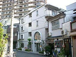 リエス天王寺東[5階]の外観