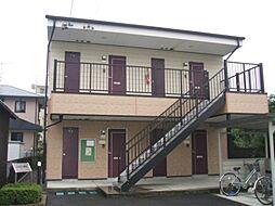 愛知県知立市新池1丁目の賃貸アパートの外観