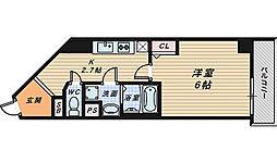 プリメーロ66[4階]の間取り