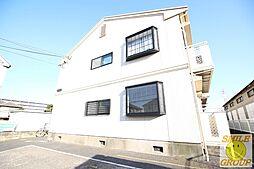 千葉県市川市原木3丁目の賃貸アパートの外観