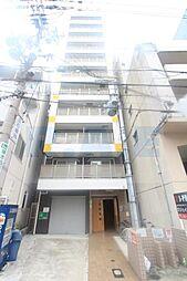 大阪府大阪市天王寺区東高津町の賃貸マンションの外観