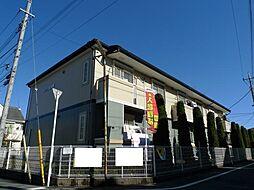 JR中央線 武蔵小金井駅 バス14分 中央大学附属高校下車 徒歩5分の賃貸アパート