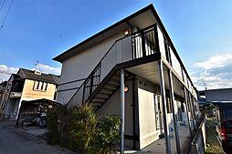 サンフローラM[1階]の外観