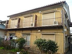 神奈川県川崎市高津区下作延3丁目の賃貸アパートの外観