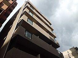 兵庫県神戸市中央区小野柄通3の賃貸マンションの外観