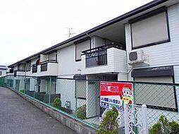大阪府豊中市刀根山2丁目の賃貸マンションの外観