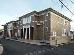 ラ・フルールIV[2階]の外観