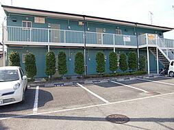 埼玉県入間市大字小谷田の賃貸アパートの外観