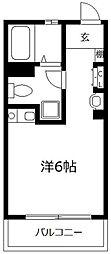 ルミネ姪浜(旧マンション松岡)[105号室]の間取り