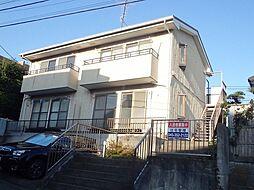 神奈川県横浜市旭区柏町の賃貸アパートの外観