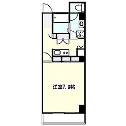 LEON−K[8階]の間取り