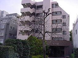 エステルハイム[2階]の外観