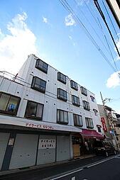 大阪府東大阪市近江堂2丁目の賃貸マンションの外観
