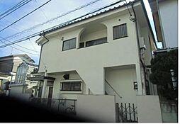 石塚アパート[1F号室]の外観
