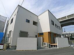 仮)西岡新築アパート[101号室]の外観